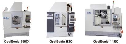 Optipro社製品 超音波加工装置 – OptiSonic series
