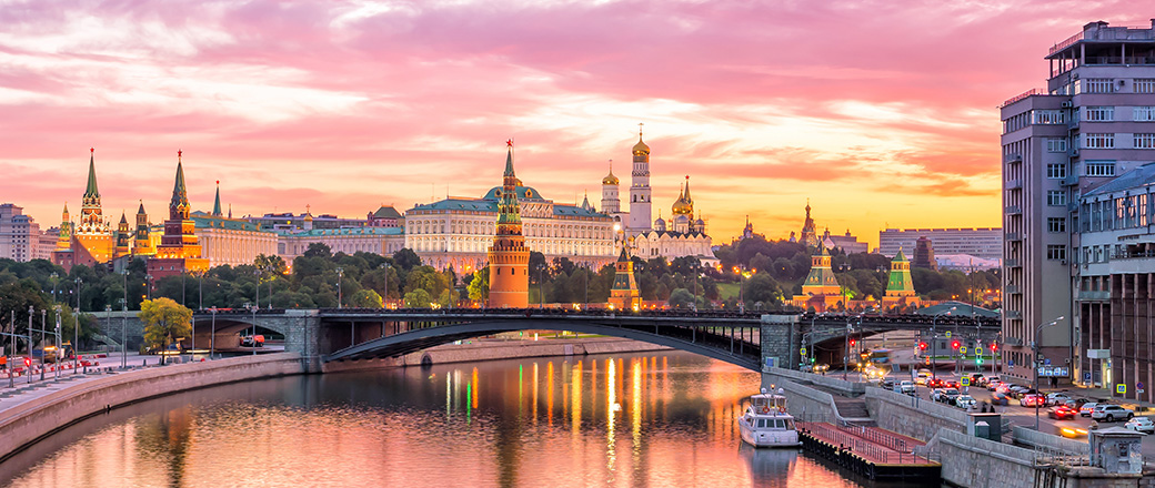 The attractiveness of Russia as a business partner
